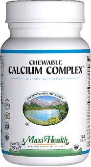Image of Chewable Calcium Complex