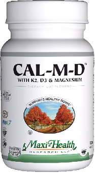 Image of Cal-M-D with Vitamin K2 & D3