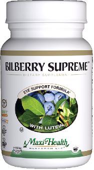 Image of Bilberry Supreme