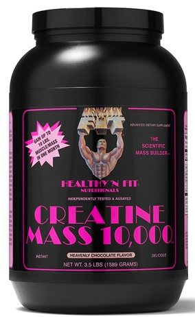 Image of Creatine Mass 10000 Chocolate Powder