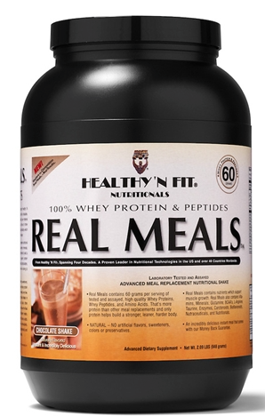 Image of Real Meals Chocolate Powder