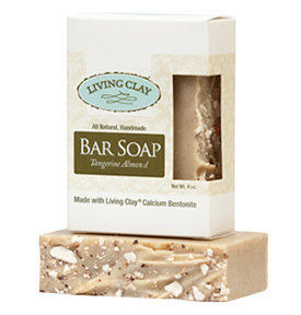 Image of Bar Soap Tangerine Almond