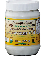 Image of Coconut Oil Extra Virgin Organic