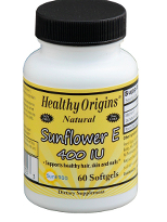 Image of Vitamin E 400 IU (sunflower SunE 900)