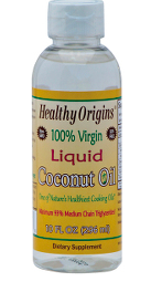 Image of Liquid Coconut Oil (100% Virgin)