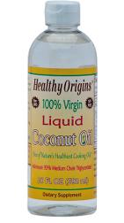 Image of Liquid Coconut Oil (100% Virgin)
