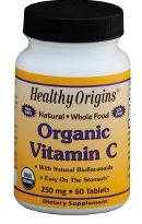 Image of Vitamin C 250 mg Organic