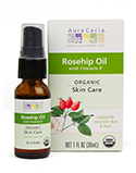 Image of Organic Skin Care Oils Rosehip Oil (in box)