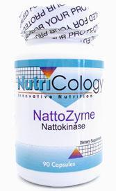 Image of NattoZyme Nattokinase 36 mg