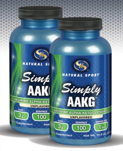 Image of Simply AAKG, Unflavored