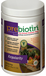 Image of Prebiotin Prebiotic Fiber Regularity