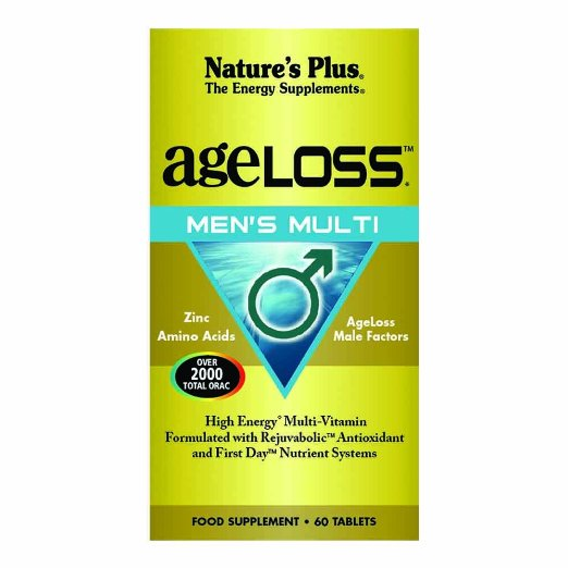 Image of Ageloss Men's Multivitamin