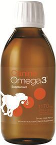 Image of Canine Omega3 Liquid (smokey meat flavor) Baie Run