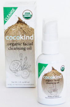 Image of Organic Facial Cleansing Oil