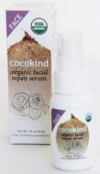 Image of Organic Facial Repair Serum