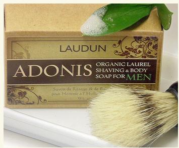 Image of Adonis Shaving & Body Soap for Men