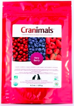 Image of Cranimals Very Berry (dogs & cats)