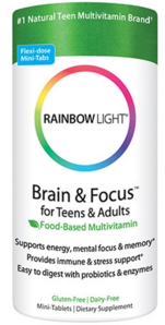 Image of Brain & Focus Multivitamin (for teens & adults)