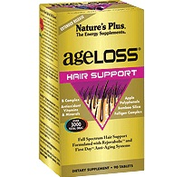 Image of AgeLoss Hair Support Extended Release