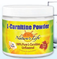 Image of Acetyl L-Carnitine Powder 1500 mg