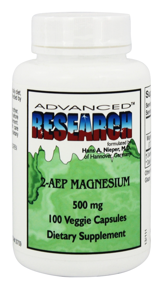 Image of 2-AEP MAGNESIUM 500 mg