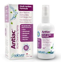 Image of Antiac Acne Clearing Spray