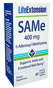 Image of SAMe 400 mg (S-Adenosyl-Methionine)