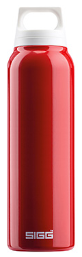Image of Water Bottle Thermo Classic Red 0.5 Liter