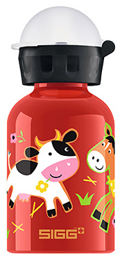 Image of Water Bottle Kid's Farmyard Family 0.3 Liter