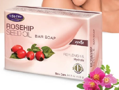 Image of Rosehip Seed Soap Bar 3 pack