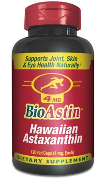 Image of BioAstin 4 mg (Hawaiian Astaxanthin)