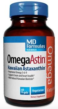 Image of MD Formula OmegaAstin (Hawaiian Astaxanthin)