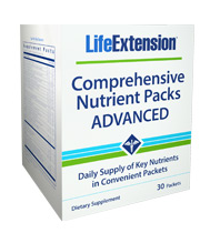 Image of Comprehensive Nutrient Packs ADVANCED