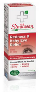 Image of Redness & Itchy Eye Relief