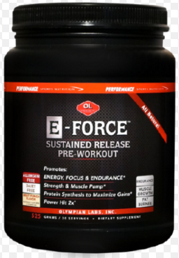 Image of E-Force (pre-workout) Powder
