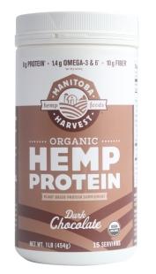 Image of Hemp Protein Powder Organic Dutch Chocolate