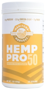 Image of Hemp Pro50 Protein Powder