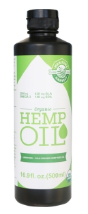 Image of Hemp Oil ORGANIC