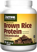 Image of Ultra Smooth Brown Rice Protein Concentrate Chocolate Flavor