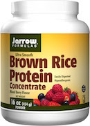Image of Smooth Brown Rice Protein Concentrate Mixed Berry Flavor