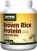 Image of Ultra Smooth Brown Rice Protein Concentrate Vanilla Flavor