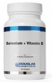 Image of Selenium + Vitamin E 50 mcg/400 IU