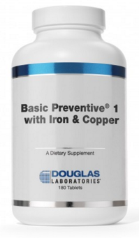 Image of Basic Preventive 1 (with Iron & Copper)
