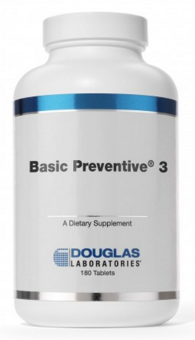 Image of Basic Preventive 3 (with Iron & Copper)