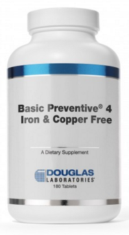 Image of Basic Preventive 4 (Iron & Copper Free)