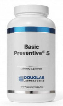 Image of Basic Preventive 5 (Iron Free) CAPSULE