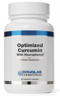 Image of Optimized Curcumin With Neurophenol 400/300 mg