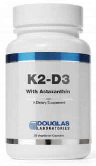 Image of K2-D3 with Astaxanthin