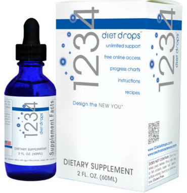Image of 1234 Diet Drops