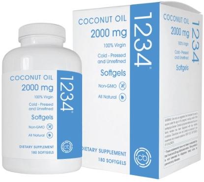 Image of Coconut Oil (Coconut Oil 1234)